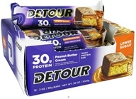 Forward Foods - Detour Bar Low Sugar Peanut Butter Cream - 3 oz.