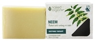 Image of Organix South - Naked Organix Neem Cleansing Bar Fragrance Free - 4 oz.