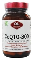 Olympian Labs - Coenzyme Q10 Super Size Naturopathic 300 mg. - 60 Capsules, from category: Nutritional Supplements