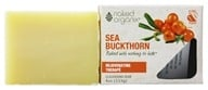 Organix South - Naked Organix Sea Buckthorn Cleansing Bar Fragrance Free - 4 oz.