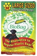 BioBag - Large Dog Waste Bag - 35 Bags (831128007103)