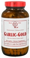 Olympian Labs - Garlic-Gold with 7200 mcg Allicin - 250 Caplets