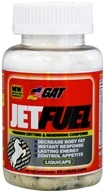 Image of GAT - Jetfuel - 60 Liqui-Caps German American Technologies CLEARANCE PRICED