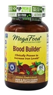 MegaFood - DailyFoods Blood Builder - 60 Vegetarian Tablets