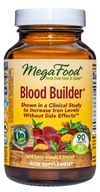 MegaFood - DailyFoods Blood Builder - 90 Vegetarian Tablets
