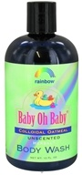 Image of Rainbow Research - Baby Oh Baby Colloidal Oatmeal Body Wash Unscented - 12 oz.