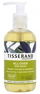 Tisserand Aromatherapy - All-Over Skin Wash Organic Tea-Tree & Grapefruit - 8.4 oz.