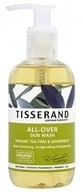 Image of Tisserand Aromatherapy - All-Over Skin Wash Organic Tea-Tree & Grapefruit - 8.4 oz.