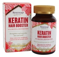 ReserveAge Organics - Keratin Booster - 60 Vegetarian Capsules, from category: Nutritional Supplements