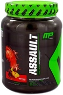 Muscle Pharm - Assault Extreme Pre-Workout Matrix Fruit Punch - 1.62 lbs.