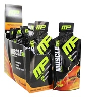 Image of Muscle Pharm - Muscle Gel Shot Protein On The Go Tropical Mango - 1.55 oz.