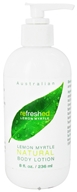 Image of Tea Tree Therapy - Australian Body Lotion Refreshed Lemon Myrtle - 8 oz. CLEARANCE PRICED