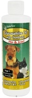 NaturVet - Glucosamine DS with Chondroitin Hip & Joint for Cats & Dogs - 8 oz.