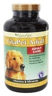 NaturVet - VitaPet Adult Multivitamin For Dogs - 180 Chewable Tablets by NaturVet