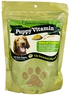 Image of NaturVet - Puppy Vitamin Powder - 12 oz. CLEARANCE PRICED
