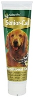 NaturVet - Senior-Cal Nutritional Gel High Energy Source - 5 oz. CLEARANCE PRICED