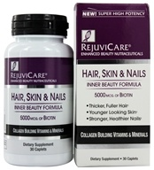 Kardashian - RejuviCare Hair & Nail Formula - 30 Caplets, from category: Nutritional Supplements