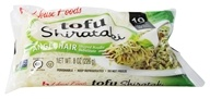 House Foods - Tofu Shirataki Noodles Angel Hair Shaped Noodle Substitute - 8 oz. (076371041072)