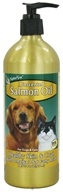 NaturVet - Salmon Oil Unscented - 17 oz.