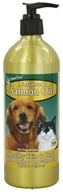 NaturVet - Salmon Oil Unscented - 17 oz., from category: Pet Care