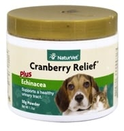 NaturVet - Cranberry Relief Powder - 50 Grams