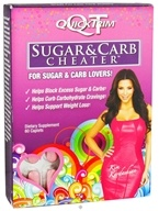 Kardashian - QuickTrim Sugar & Carb Cheater - 60 Caplets (035046074968)