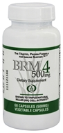 Daiwa Health Development - BRM4 Immune Support Formula 500 mg. - 60 Vegetarian Capsules by Daiwa Health Development