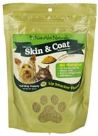 NaturVet - Ultimate Skin & Coat Supplement Powder - 11 oz. CLEARANCE PRICED by NaturVet