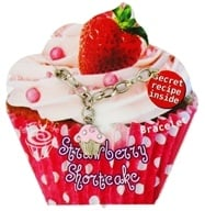Zorbitz - Sweet Life Cupcake Bracelet Strawberry Shortcake - CLEARANCE PRICED, from category: Gift Ideas