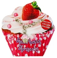 Image of Zorbitz - Sweet Life Cupcake Bracelet Strawberry Shortcake - CLEARANCE PRICED