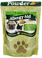 Image of NaturVet - Allergy Aid Powder Supplement - 9 oz.