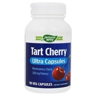 Enzymatic Therapy - Tart Cherry Ultra - 90 Vegetarian Capsules