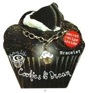 Zorbitz - Sweet Life Cupcake Bracelet Cookies & Dream - CLEARANCE PRICED