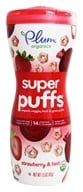 Plum Organics - Baby Organic Super Puffs Super Reds Strawberry & Beet - 1.5 oz. by Plum Organics