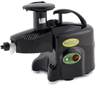 Samson Brands - Green Power Juicer Twin Gear Model KPE1304 Black