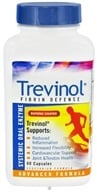 Landis Revin Nutraceuticals - Trevinol Fibrin Defense Systemic Oral Enzyme Advanced Formula - 80 Capsules - $39.95