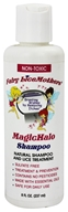Fairy LiceMothers - MagicHalo Natural Shampoo and Lice Treatment Non-Toxic - 8 oz. (094922010605)