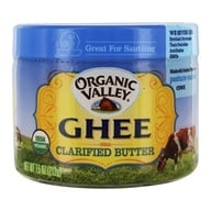 Organic Valley - Purity Farms Organic Ghee Clarified Butter - 7.5 oz.
