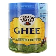 Organic Valley - Organic Ghee Clarified Butter - 13 oz.