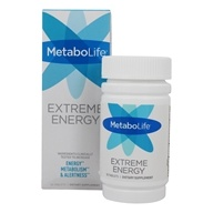 MetaboLife - Extreme Energy Stage 2 Weight Management Support - 50 Tablets, from category: Nutritional Supplements