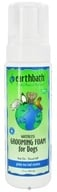 Earthbath - Waterless Grooming Foam For Dogs Green Tea Leaf Essence - 7.5 oz.