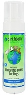 Earthbath - Waterless Grooming Foam For Dogs Green Tea Leaf Essence - 7.5 oz. by Earthbath