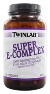Twinlab - Super E-Complex 400 IU - 250 Softgels by Twinlab