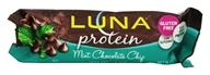 Clif Bar - Luna Protein Bar for Women Mint Chocolate Chip - 1.6 oz.