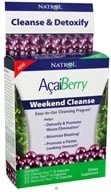 Natrol - AcaiBerry Weekend Cleanse - 30 Capsules by Natrol