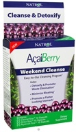 Image of Natrol - AcaiBerry Weekend Cleanse - 30 Capsules