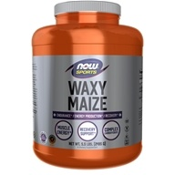 NOW Foods - Waxy Maize 100% Pure Powder - 5.5 lbs., from category: Sports Nutrition