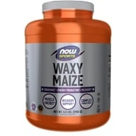 Image of NOW Foods - Waxy Maize 100% Pure Powder - 5.5 lbs.