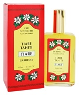 Monoi Tiare Tahiti - Eau De Toilette Perfume Tiare (Gardenia) - 3.4 oz., from category: Personal Care