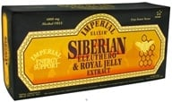 Imperial Elixir - Siberian Eleuthero Extract & Royal Jelly - 30 Bottle(s) (715783393576)